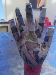 Monster hånd